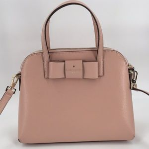Kate Spade Robinson Street Maise Leather Satchel